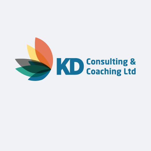 Link to KD Consulting web design portfolio page