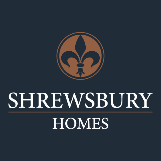 Link to Shrewsbury Homes website design portfolio page